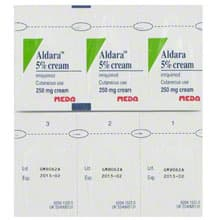 Image of Aldara cream Pack manufactured by Meda