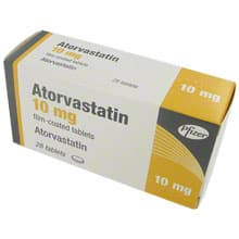 Image of generic treatment to lower abnormal levels of cholesterol