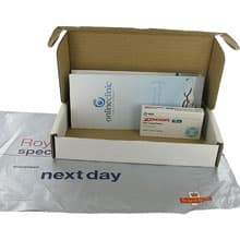 Box of Zocor treatment with patient leaflet