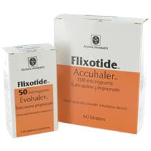 Image of Flixotide treatment packs